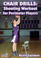 Chair Drills: Shooting Workout  for Perimeter Players