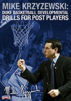 Mike Krzyzewski: Duke Basketball - Developmental Drills for Post Players