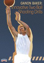 Ganon Baker: Innovative Two Ball Shooting Drills