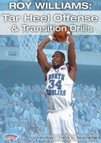 Roy Williams: Tar Heel Offense & Transition Drills