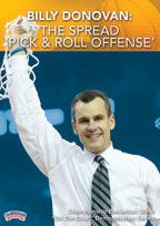 "Billy Donovan: The Spread ""Pick & Roll Offense"""