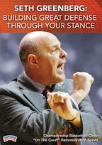 Seth Greenberg: Building Great Defense Through Your Stance