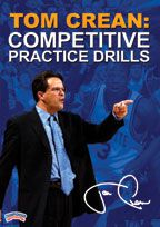 Tom Crean: Competitive Practice Drills