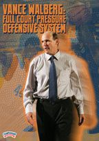 Vance Walberg: Full Court Pressure Defensive System