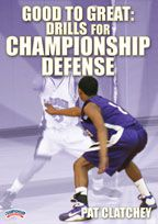 Good to Great: Drills for Championship Defense