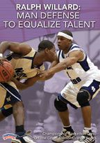 Ralph Willard: Man Defense to Equalize Talent