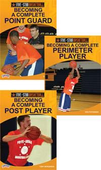 Becoming a Complete Basketball Player 3-Pack