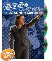 All Access Duke Women's Basketball Practice with Joanne P. McCallie