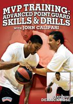 MVP Training: Point Guard Skills & Drills Series with Derrick Rose