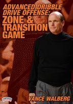 Advanced Dribble-Drive Offense: Zone & Transition Game