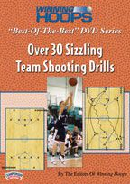 "Winning Hoops ""Best-of-the-Best"" Series - Over 30 Sizzling Team Shooting Drills"