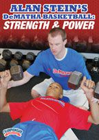 Alan Stein's DeMatha Basketball: Strength & Power