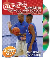 All Access DeMatha Catholic High School Basketball Practice