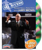 All Access Basketball Practice with Larry Brown