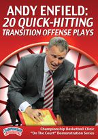 Andy Enfield: 20 Quick-Hitting Transition Offense Plays