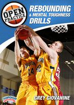 Defend, Rebound and Run Open Practice Basketball 3-Pack