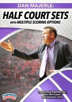Dan Majerle: Half Court Sets with Multiple Scoring Options