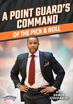 A Point Guard's Command of the Pick & Roll with Damon Stoudamire