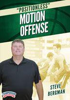 """Positionless"" Motion Offense"