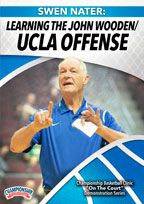 Swen Nater: Learning the John Wooden/UCLA Offense