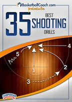 BasketballCoach.com Presents: 35 Best Shooting Drills