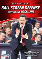 Sean Miller: Ball Screen Defense within the Pack Line