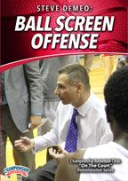 Steve DeMeo: Ball Screen Offense