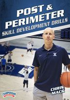 Post and Perimeter Skill Development Drills