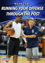 Mark Few: Running Your Offense Through the Post