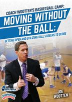 Coach Wootten's Basketball Camp: Moving Without the Ball - Getting Open and Utilizing Ball Screens to Score
