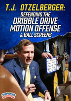 Defending the Dribble Drive Motion Offense and Ball Screens