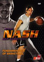 Steve Nash, MVP Basketball