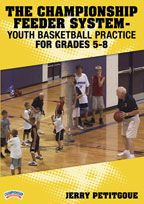 The Championship Feeder System - Youth Basketball Practice for Grades 5-8