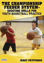 The Championship Feeder System - Shooting Drills for Youth Basketball Practice