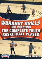 Workout Drills for Creating the Complete Youth Basketball Player