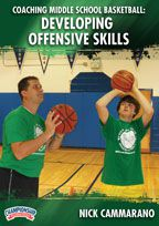 Coaching Middle School Basketball: Developing Offensive Skills